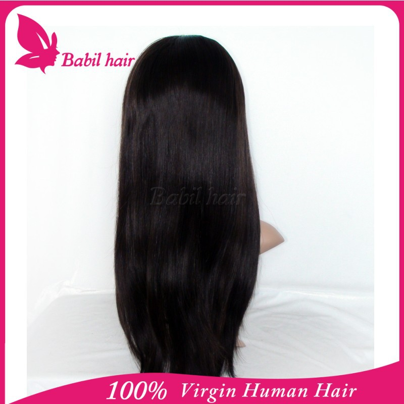 100 percent indian remy human hair wholesale indian remy hair wigs with bangs