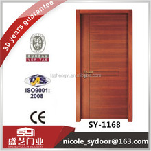 MDF painting wooden door design used in bedroom