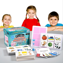 Paper memory cards Education cards kindergarten teaching aids