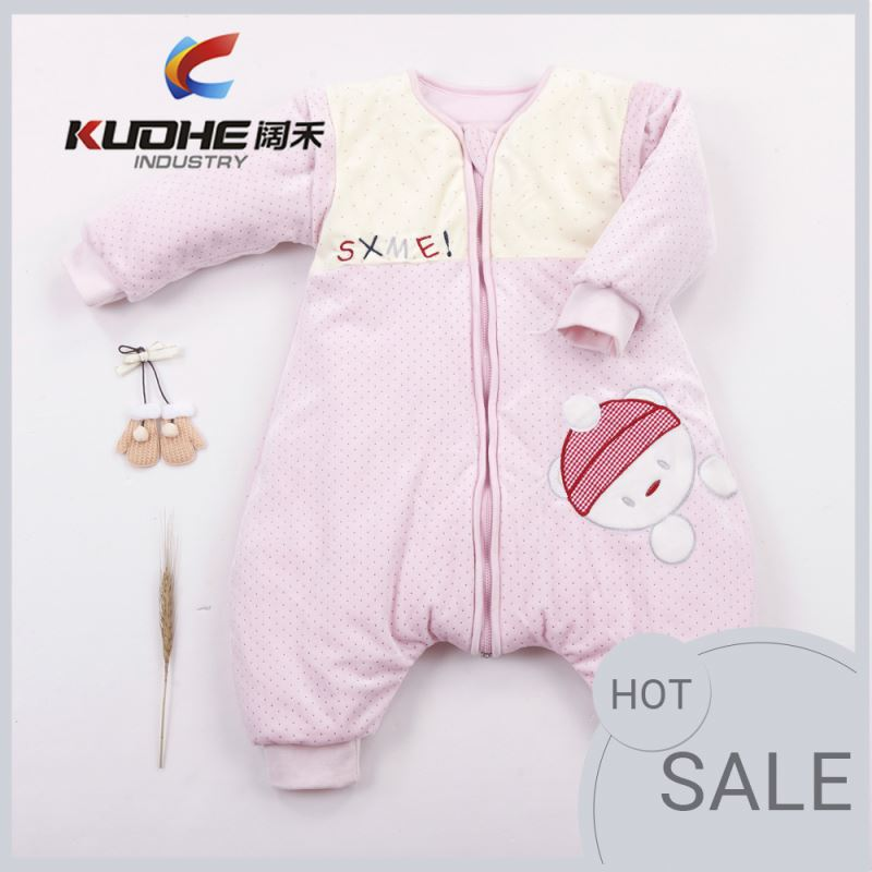 Wholesale Outdoor Baby Clothing Baby Clothes Knitting Sleeping Bag