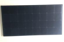 2017 new solar module semi flexible monocrystalline solar panel with etfe layer