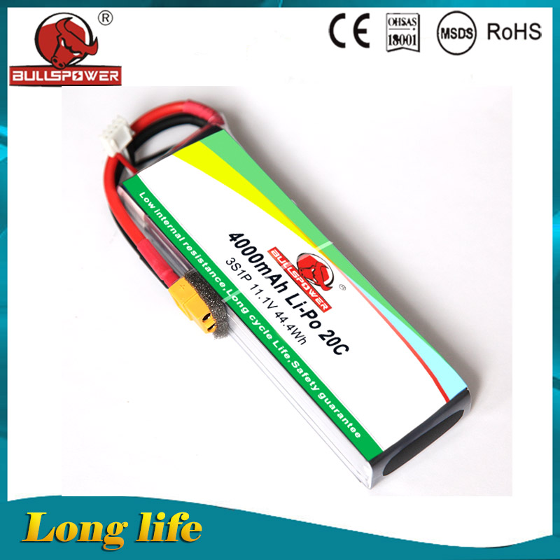 China factory low price 602025 OEM 11.1v 4000mAh 3cell li-po battery for power caddy