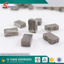 diamond tool carbide circular saw blade diamond segment for stone cutting