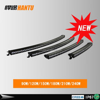 "29"" 150W led offroad light bar super slim and fashaion style SUV light bar led curved auto bar lampe"