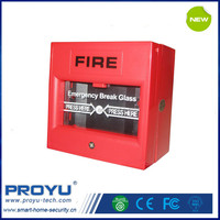 PROYU Access Control Colourful Firefighting Exit