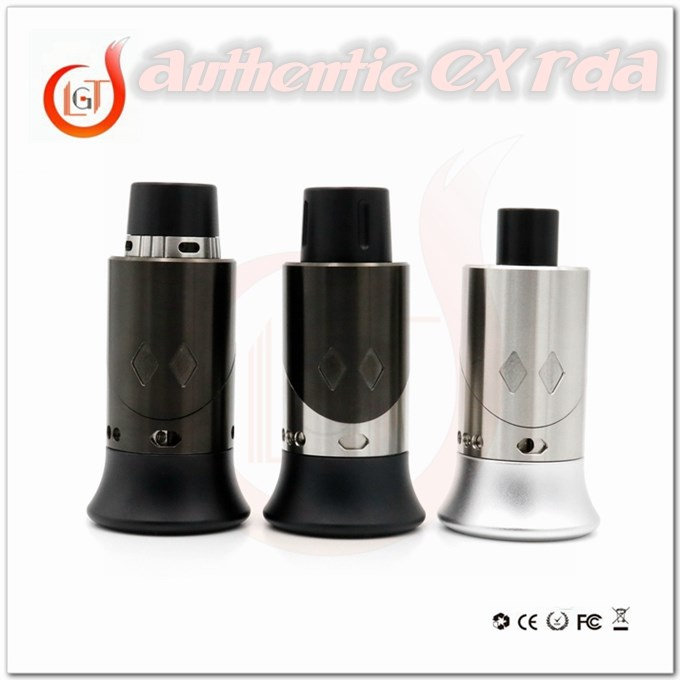 2016 Hot selling usa 2016 products new atomizer ex rda/ kennedy 24 rda/ diablo rta diablo tank diablo rba from China