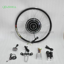 Smart Controller Brushless Motor Ebike Spare Parts Electric Bicycle Conversion Kit