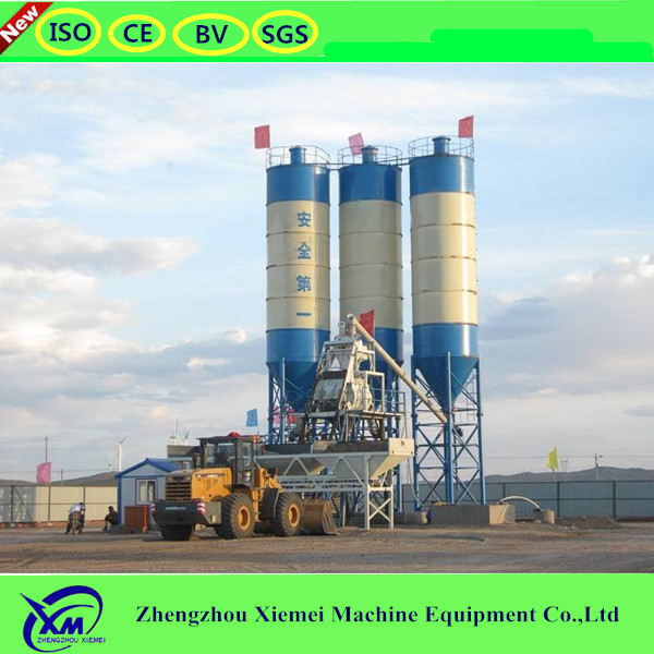 Good price yhzs 35 mobile cement mixing plant
