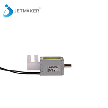 Jetmaker 6v dc 3 way small solenoid air valve for Environmental solutions and others