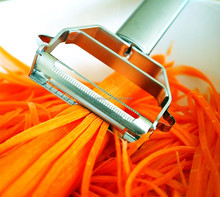 X-RAIN Julienne Peeler Dual-use Peeler and industrial vegetable peeler for Carrot manufacture in China