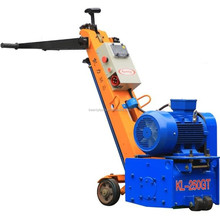 Scarifier Machine for High Way Surface Treatment with Tungsten Carbide Cutters KL-250GT