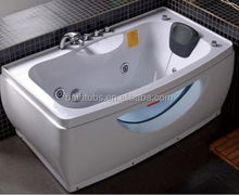 SUNZOOM 2014 ce model you tub sex, corner massage tub with waterfall,spa bath tub
