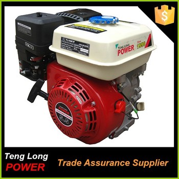 Tenglong 168F/P world popular copy GX 200 style 5.5 HP 150 cc ~ 163 cc 4 stroke manual 168f gasoline engine for sale