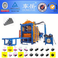 QT4-15 unik block machine price in india brick block machine