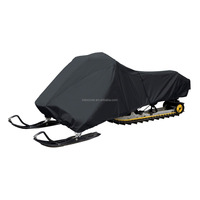 Polyester Outdoor Heavy Duty Snowmobile Cover