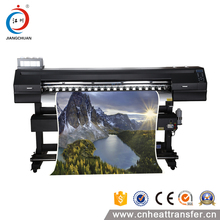 Wide format t shirt printing eco solvent printer