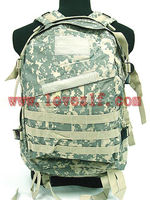 3D military travelling large capacity bag