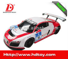 Rc 1:14 Audi R8 LMS Performance with steering wheel controller