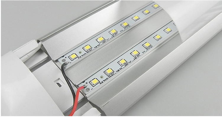 DLC Premium 130lm/W Linkable PC lens optional LED LINEAR TRUNKING LIGHT 1.2M 3240lm