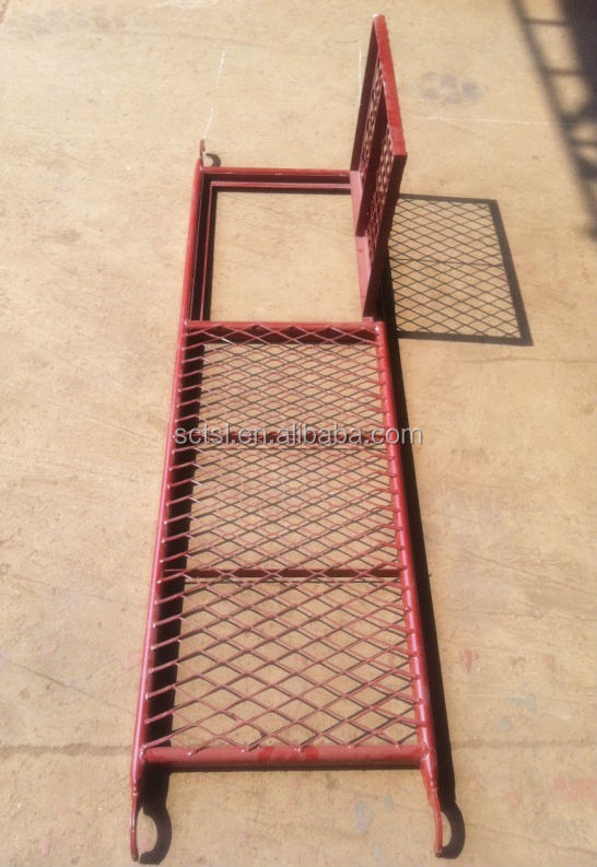 Galvanized Steel Mesh Scaffold Planks for Construction