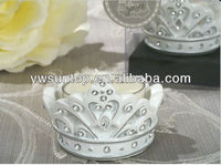 Queen Crown Tealight holder Favor tealight decorative holder