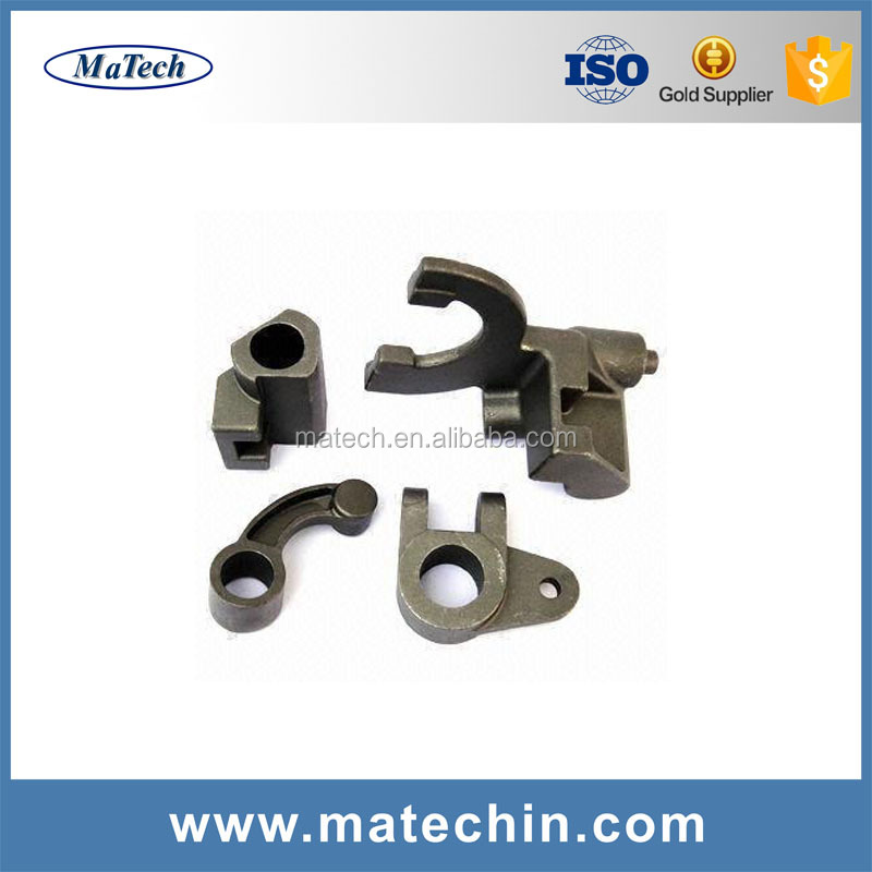 High Quality Precision Steel 8630 Casting Parts Used In Machinery