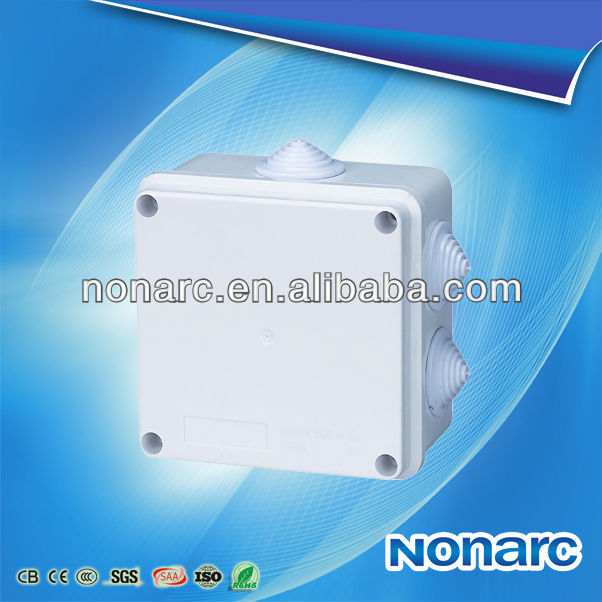 NO-BA 100*100*70mm Electric Motor Junction Box