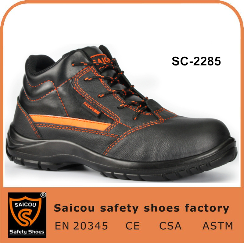 2016 hot selling brand safety shoes dubai SC-2285