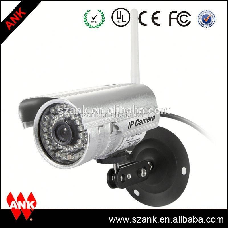 ANK air conditioning business card cctv camera CCD network box camera