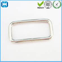 Large Heavy Metal Rectangle Rings For Bag