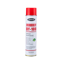 Good Quality Embroidery Spray Adhesive Glue for Fabric