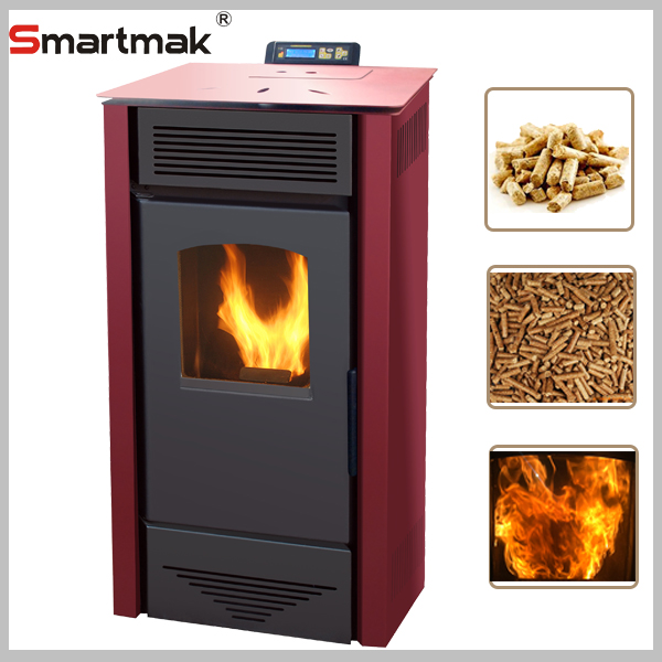 Necessary home Portable wood pellet stove