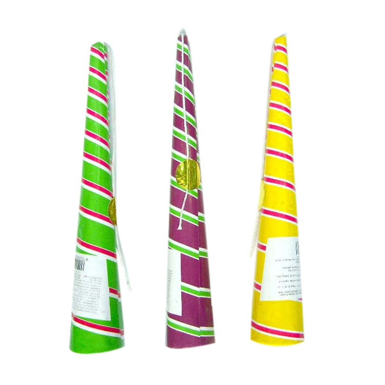 Paper Cone Party Popper Fireworks