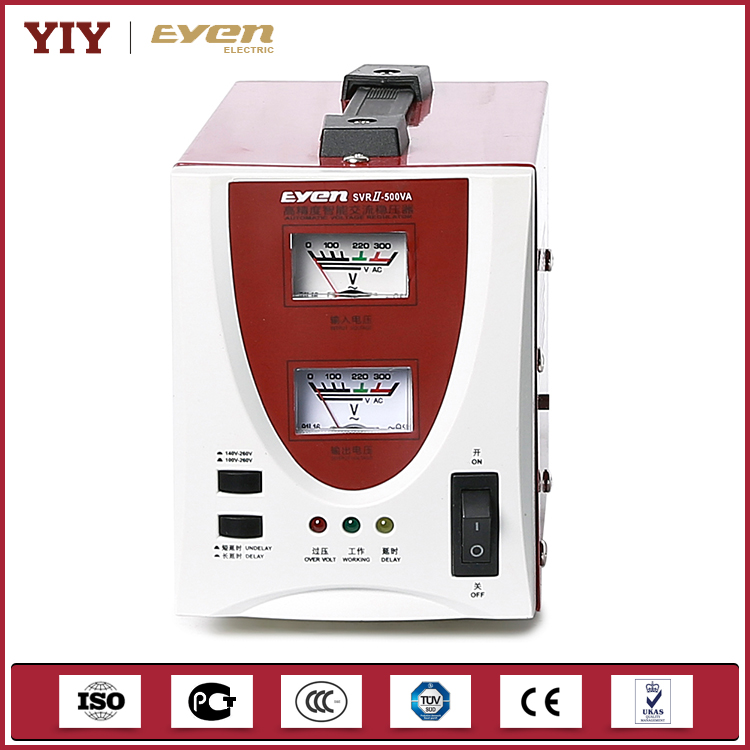 Hot Sell Digital Display 10kw Voltage Regulator 220V/Automatic Stabilizator for generator/AVR