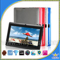 High quality allwinner a33 7-inch color tablet