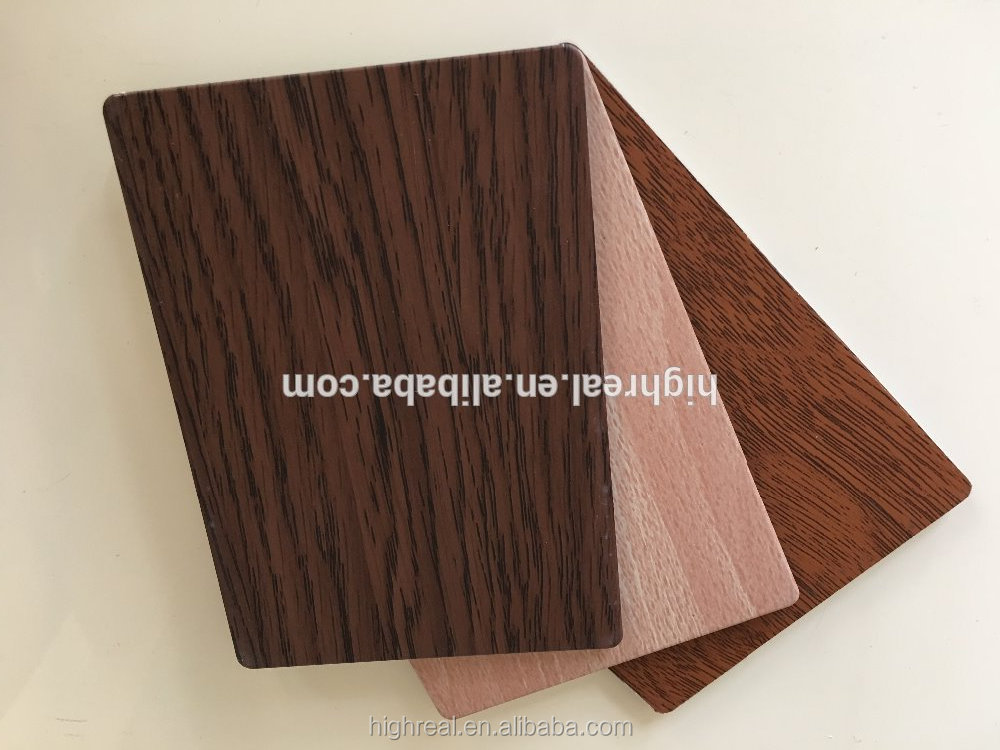 high quality wood sheet 2mm acp panel building design for sale