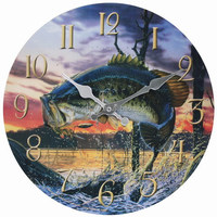 Promotional MDF Wall Clocks Home Appliance