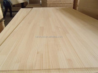 rubber wood finger joint lamination board with high quality for furniture use