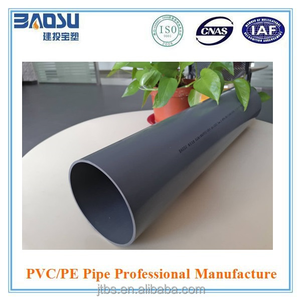 different types pvc pipe