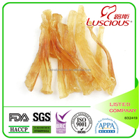 100% Natural Dried Beef Tendon Bulk Dog Food Supplier