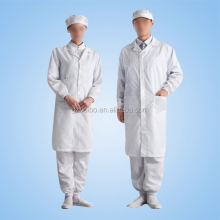 esd smock / clean room garments