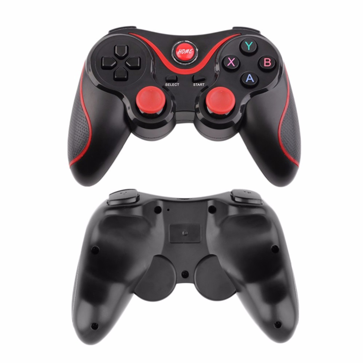 Wireless BT Game Controller Gamepad Joystick for Android / iOS Cell Phone Tablet PC Mini PC Laptop TV BOX