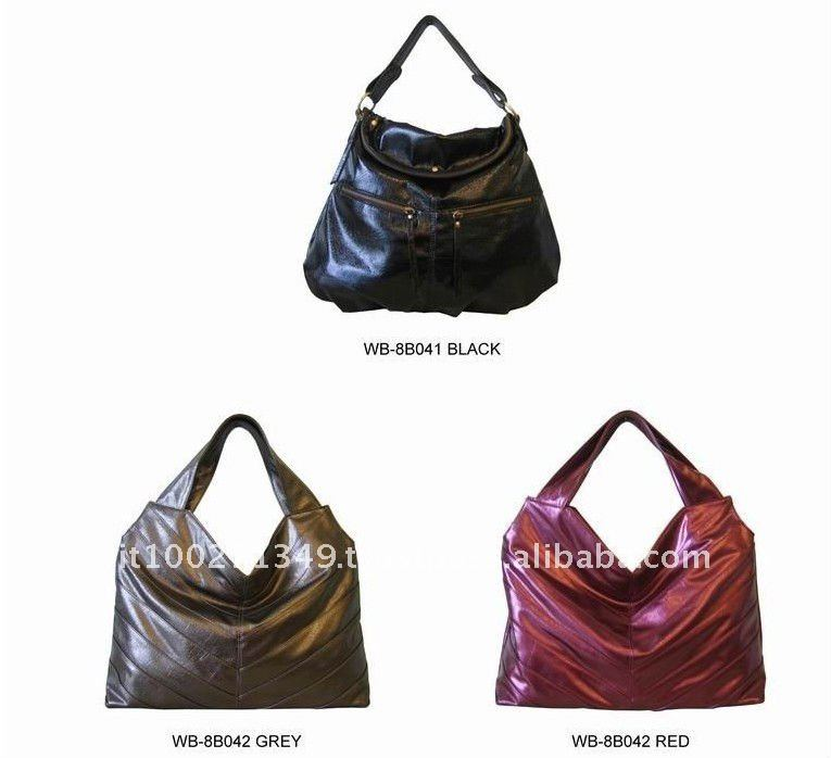 High Quality Various Color PU Ladies New Fashion Bag