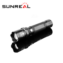 High Quality Cheap tactical led electronics light torch laser designator hunting flashlight