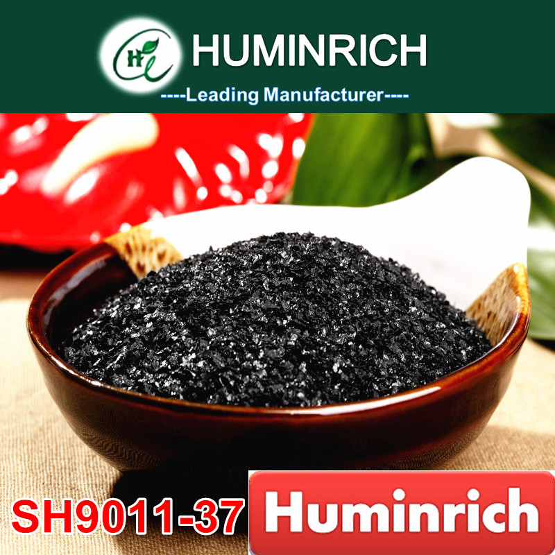 Huminrich Fertilizer Quickly Top Dressing Super Potassium Humate Shiny Flakes