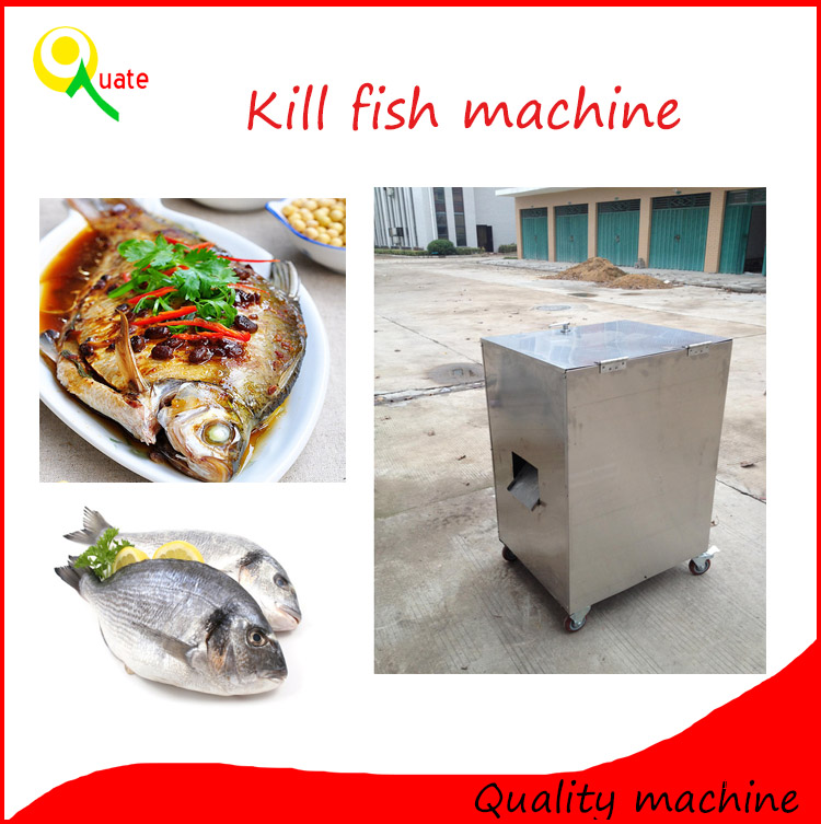 Fish killing machine automatic fish fillet machine buy for Fish fillet machine