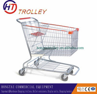 Multi Vendor Supermarket Electric Shopping Carts with Wheels