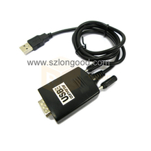 HOT NEW Portable USB to one port rs232 Cable Driver