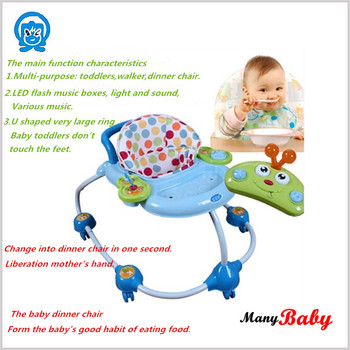 multi-function baby walker vtech sit-to-stand learning walker with seat and footrest