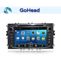 For Ford Mondeo Android 4.4 Bluetooth Audio Radio 3g Wifi MP3 GPS Car DVD Player